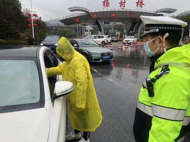 高速交警日志 人物:郑帅 杭州高速交警支队三大队民警